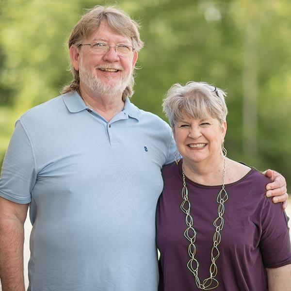 Tony & Myra Ledbetter